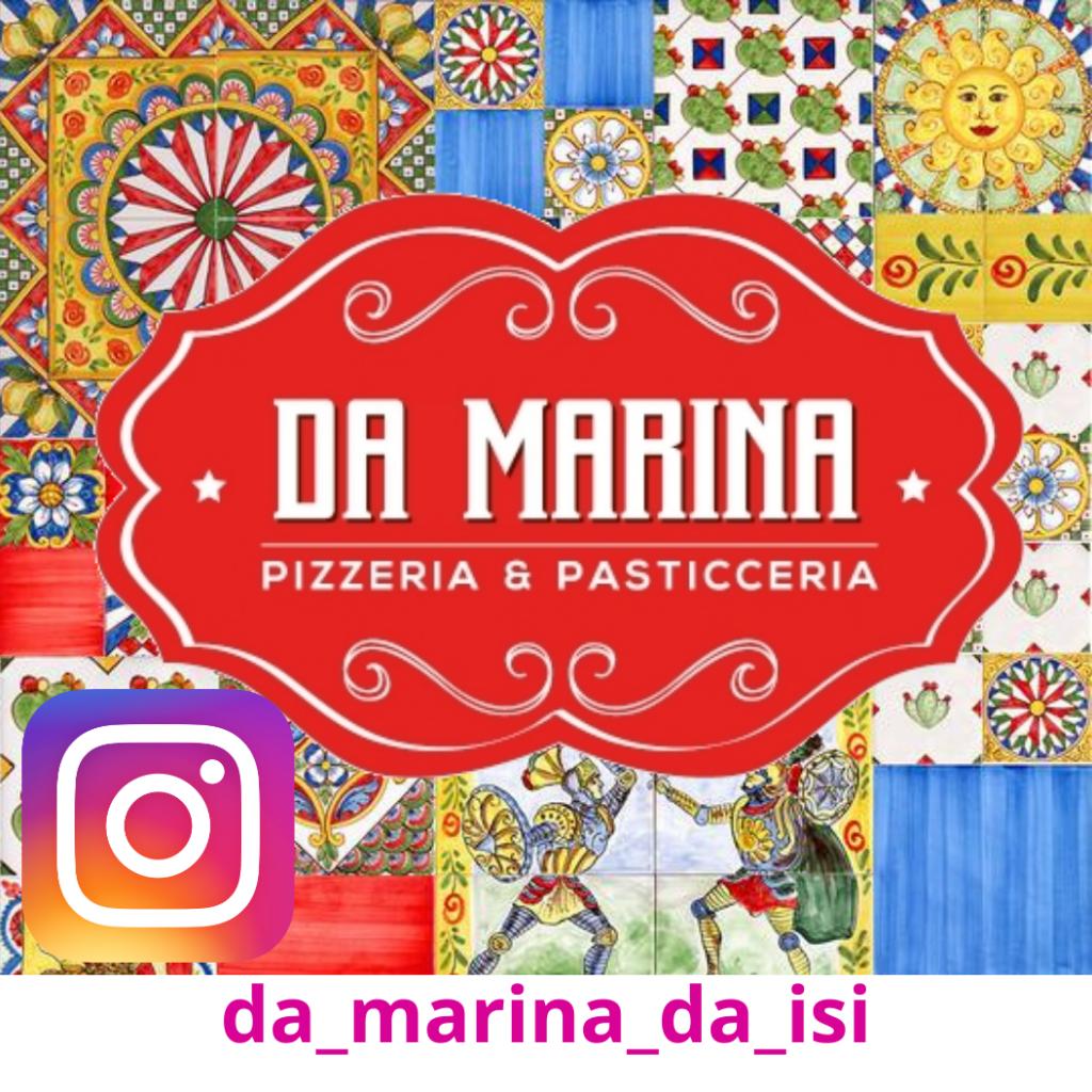 """""""Da Marina"""" Pizzeria und Pasticceria Ludwigshafen am Rhein italienische Konditorei und Pizzeria. Italienische Spezialitäten, Pasticcini Torten und Rosticceria"""