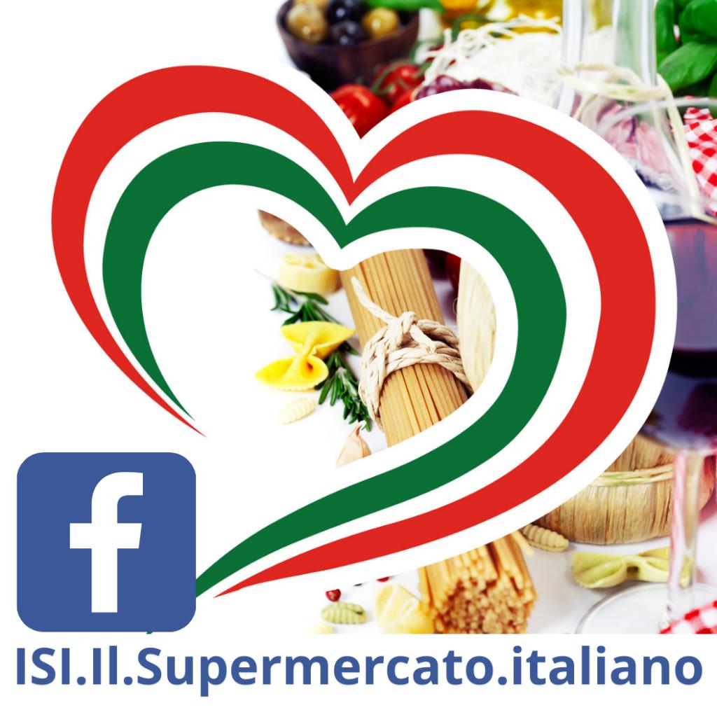 ISI il supermercato italiano Der italienische Supermarkt. Italienische Lebensmittel spezialitäten